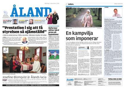 Ålandstidningen – 03 december 2018