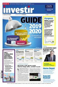 Investir - 25 Mai 2019