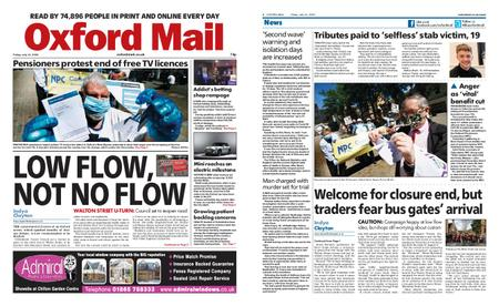 Oxford Mail – July 31, 2020