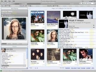 Klarita iTunes Album Browser v2.1.42