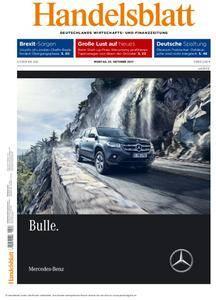 Handelsblatt - 23. Oktober 2017