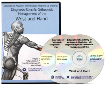 Diagnosis-Specific Orthopedic Management of the Wrist and Hand [repost]