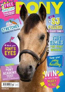 Pony Magazine - Issue 856 - October 2019