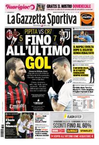 La Gazzetta dello Sport Sicilia – 11 novembre 2018