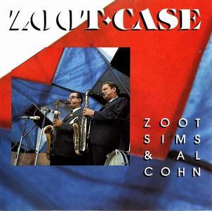 Zoot Sims & Al Cohn - Zoot Case (1991) (Repost)
