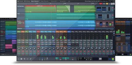 Tracktion Software Waveform 10 v10.1.5 WiN / OSX