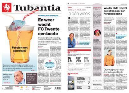 Tubantia - Enschede – 08 mei 2018