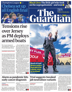 The Guardian – 06 May 2021