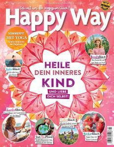Happy Way - Juli-September 2021