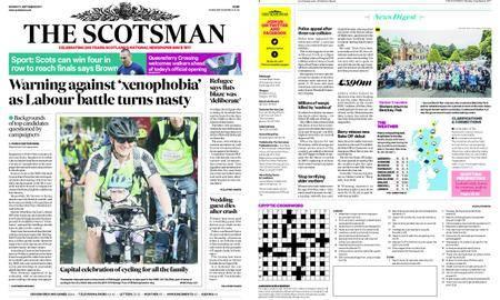 The Scotsman – September 04, 2017