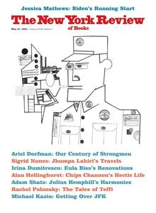 The New York Review of Books - May 27, 2021