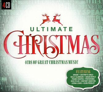VA - Ultimate... Christmas: 4CDs of Great Christmas Music (2015) 4 CD Box Set
