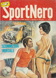Sport Nero - Volume 2 - Scommessa Mortale