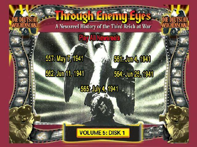 Through Enemy Eyes. Volume 5 (1939-1945) [ReUp]