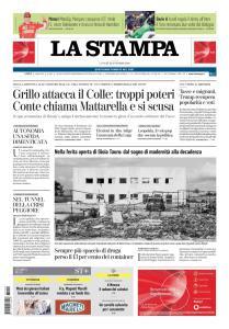La Stampa Imperia e Sanremo - 22 Ottobre 2018