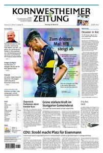 Kornwestheimer Zeitung - 28. Mai 2019