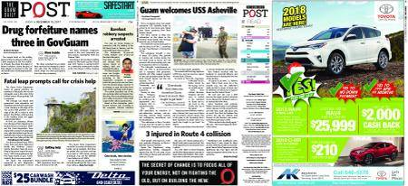The Guam Daily Post – December 15, 2017