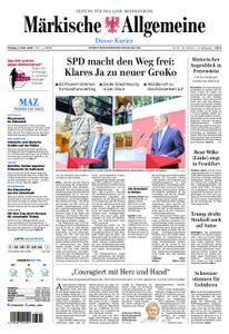 Märkische Allgemeine Dosse Kurier - 05. März 2018