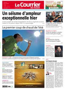 Le Courrier de l'Ouest Nord Anjou – 22 juin 2019