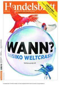 Handelsblatt - 28. August 2015