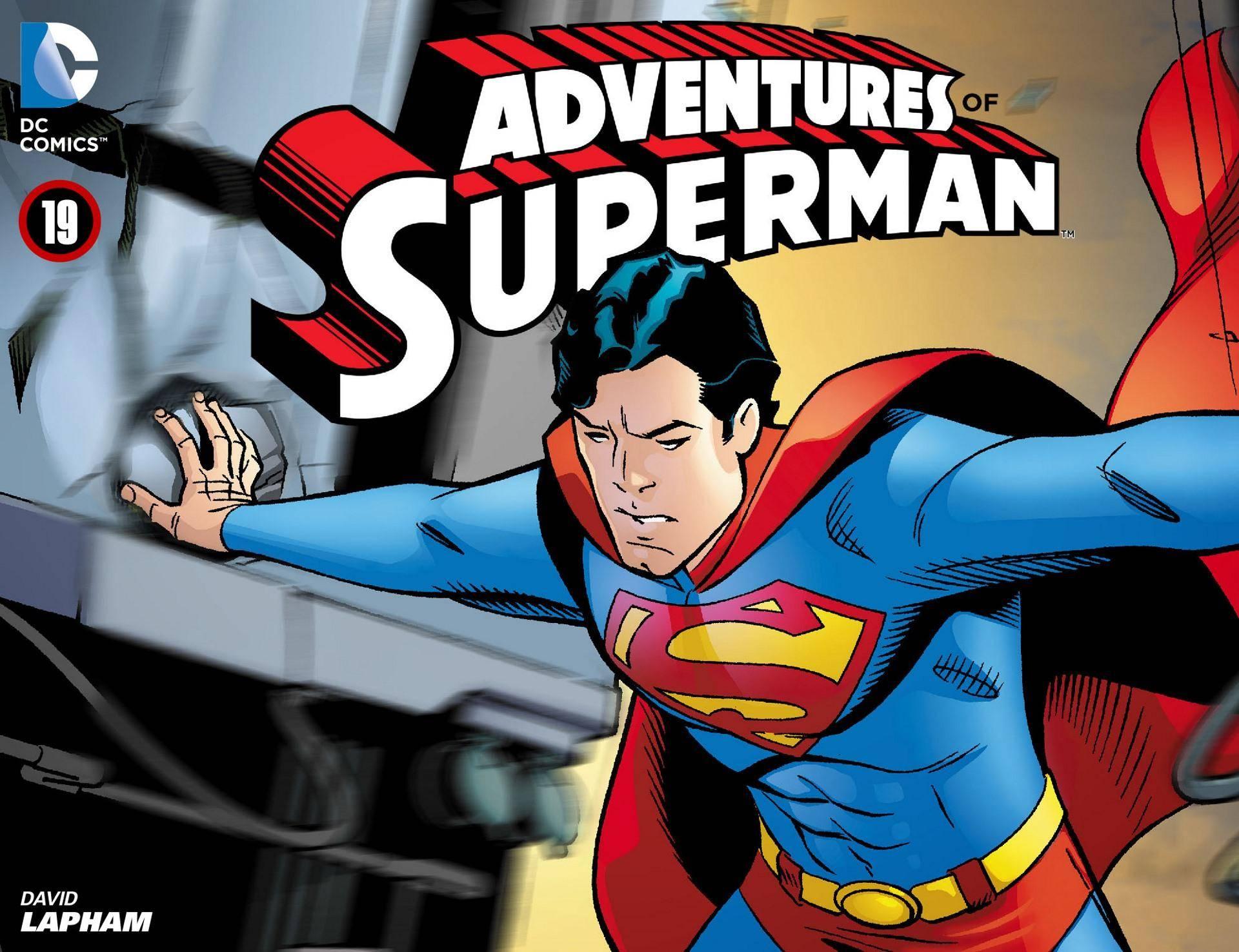 Adventures of Superman 019 2013 Digital