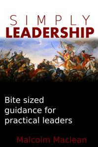 Simply Leadership: Bite sized guidance for practical leaders