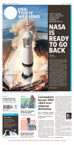 USA Today - 19/21 July 2019