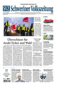 Schweriner Volkszeitung Hagenower Kreisblatt - 24. Januar 2020