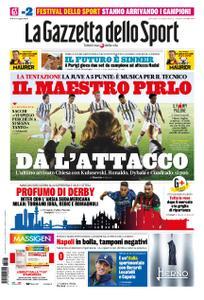 La Gazzetta dello Sport Roma – 07 ottobre 2020