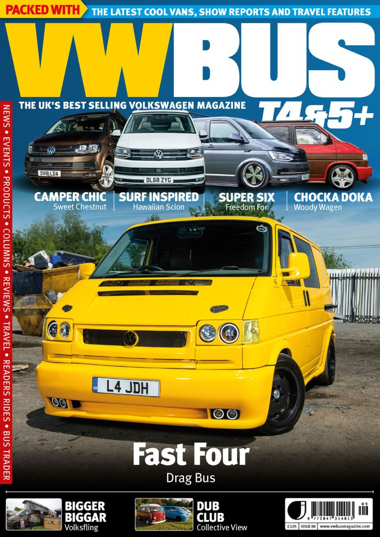 VW Bus T4&5+ - July 2019