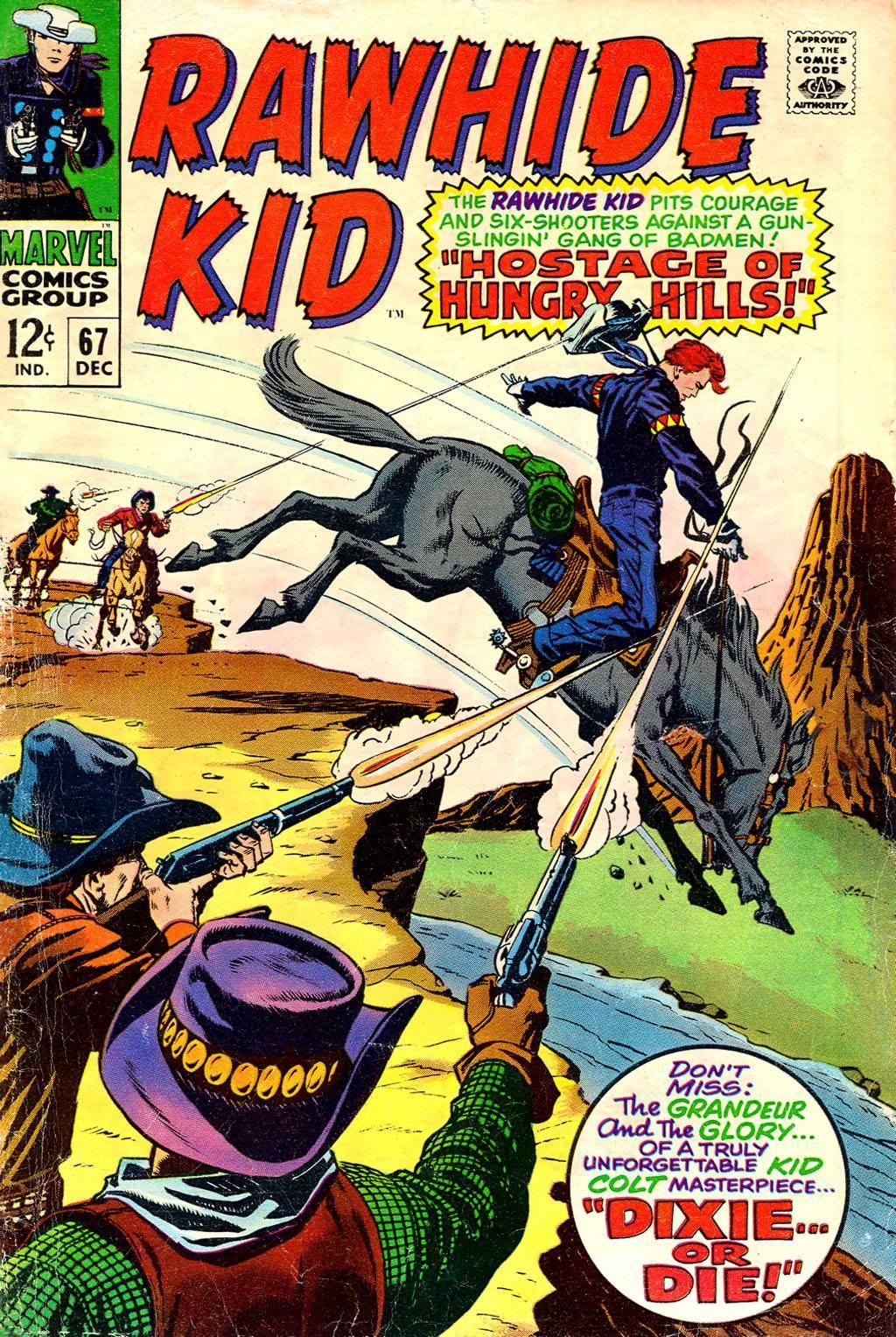Rawhide Kid v1 067 1968