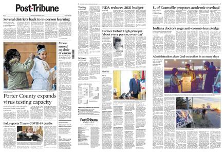Post-Tribune – December 12, 2020