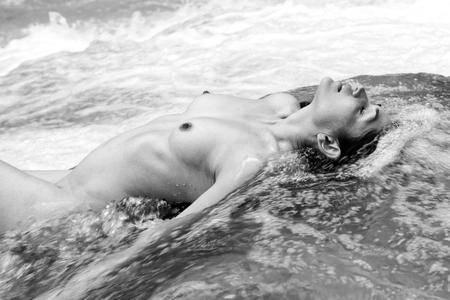 Lela Loren for Shawna Ankenbrandt's 'Nature' Series' 2016