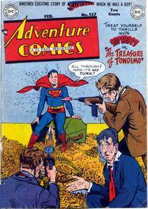 Adventure Comics 1949-02 137