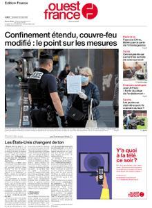 Ouest-France Édition France – 19 mars 2021