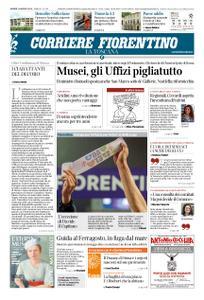 Corriere Fiorentino La Toscana – 15 agosto 2019