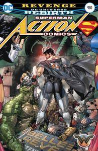Action Comics 980 2017 2 covers Digital Zone-Empire