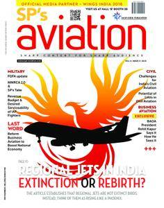 SP's Aviation - March 2018