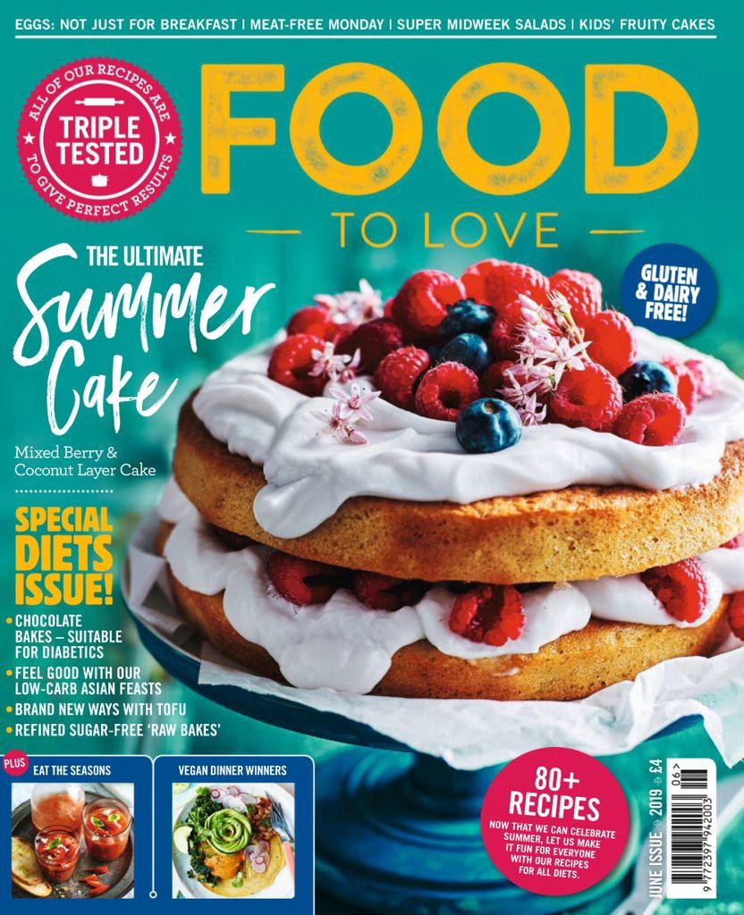 Food To Love - June 2019