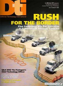 Defense Technology International. July-September Edition