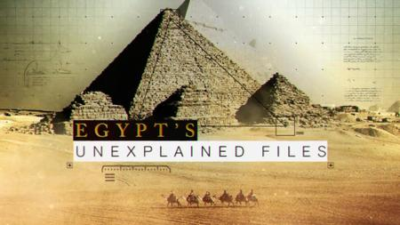 Egypt's Unexplained Files - Curse of the Crocodile Queen (2019)