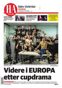 Halden Arbeiderblad – 17. februar 2020
