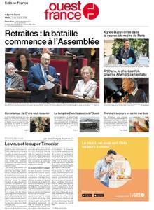 Ouest-France Édition France – 17 février 2020