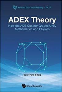 Adex Theory: How The Ade Coxeter Graphs Unify Mathematics And Physics  (repost)