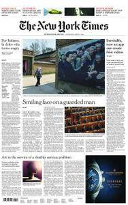 International New York Times - 07 March 2018