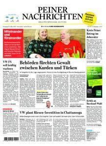 Peiner Nachrichten - 20. März 2018