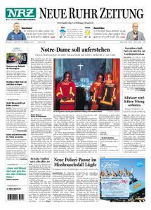 NRZ Neue Ruhr Zeitung Essen-Postausgabe - 17. April 2019