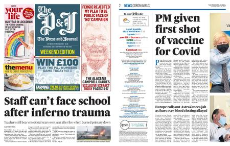 The Press and Journal Moray – March 20, 2021