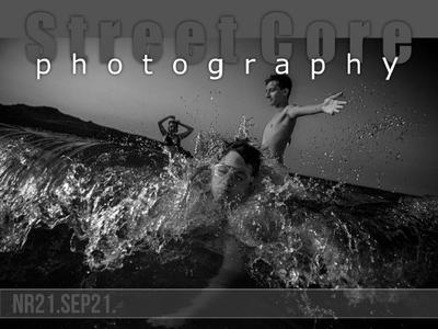 SCP. Street Core Photography - September 2021