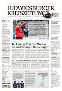 Ludwigsburger Kreiszeitung LKZ - 15 April 2021
